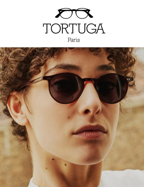 lunettes tortuga