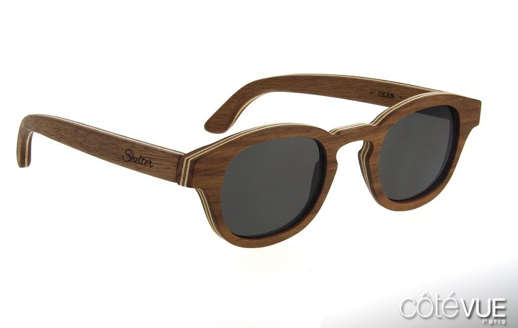 acheter populaire 1c068 d3c34 lunettes Shelter - Lunettes de soleil Coté VUE Paris