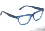 Lunettes Celine bleu transparente cl500 09i