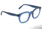 Lunettes Celine bleue transparante cl500 04i