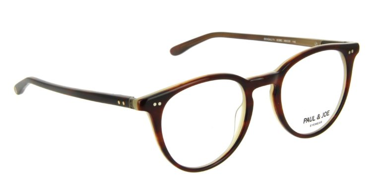 Lunettes Paul and Joe bengali71 ecbe marron