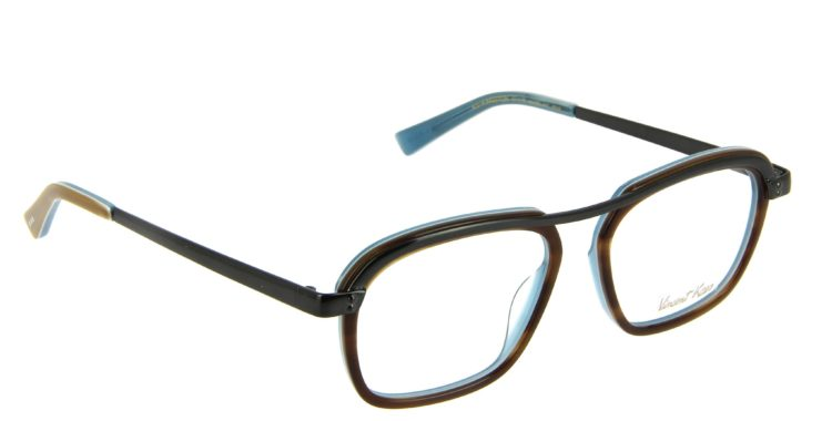 Lunettes Vincent Kaes ks kingstone 222 marron
