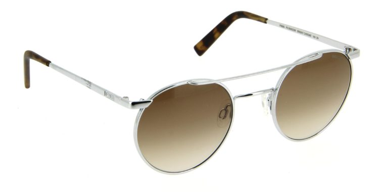 Lunettes de soleil Randolph aviator pb005 p3shadow bright chrome