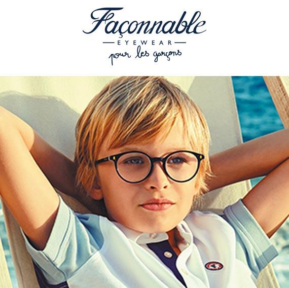 lunettes enfant facconnable enfants