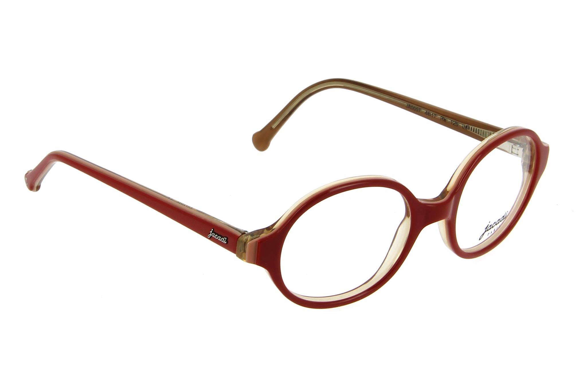 lunettes enfant jacadi ja0057 re rouge