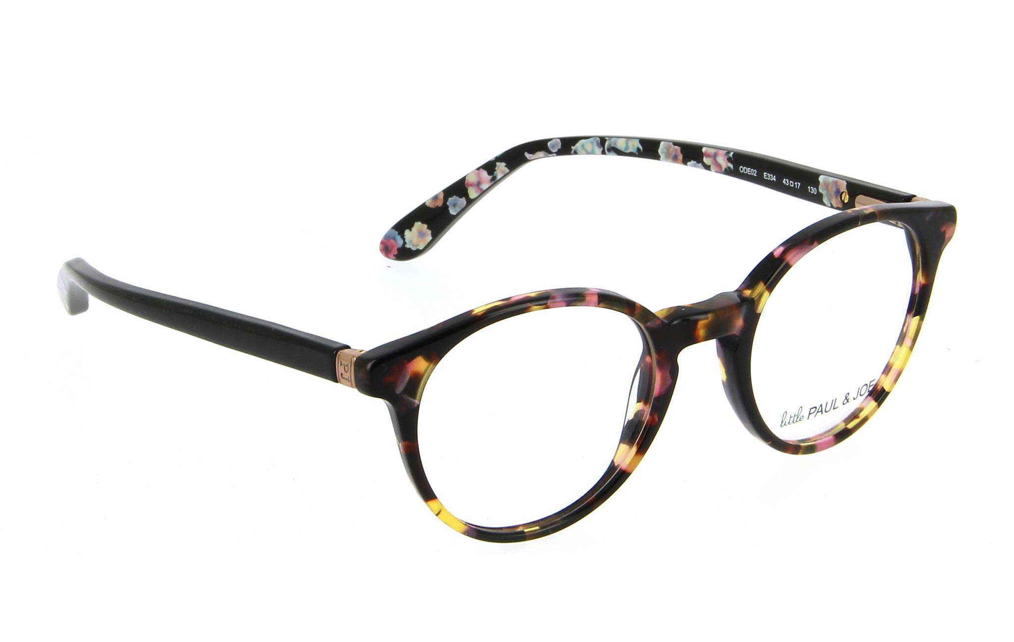 lunettes enfant little paul and joe charlie e099 marron degrade