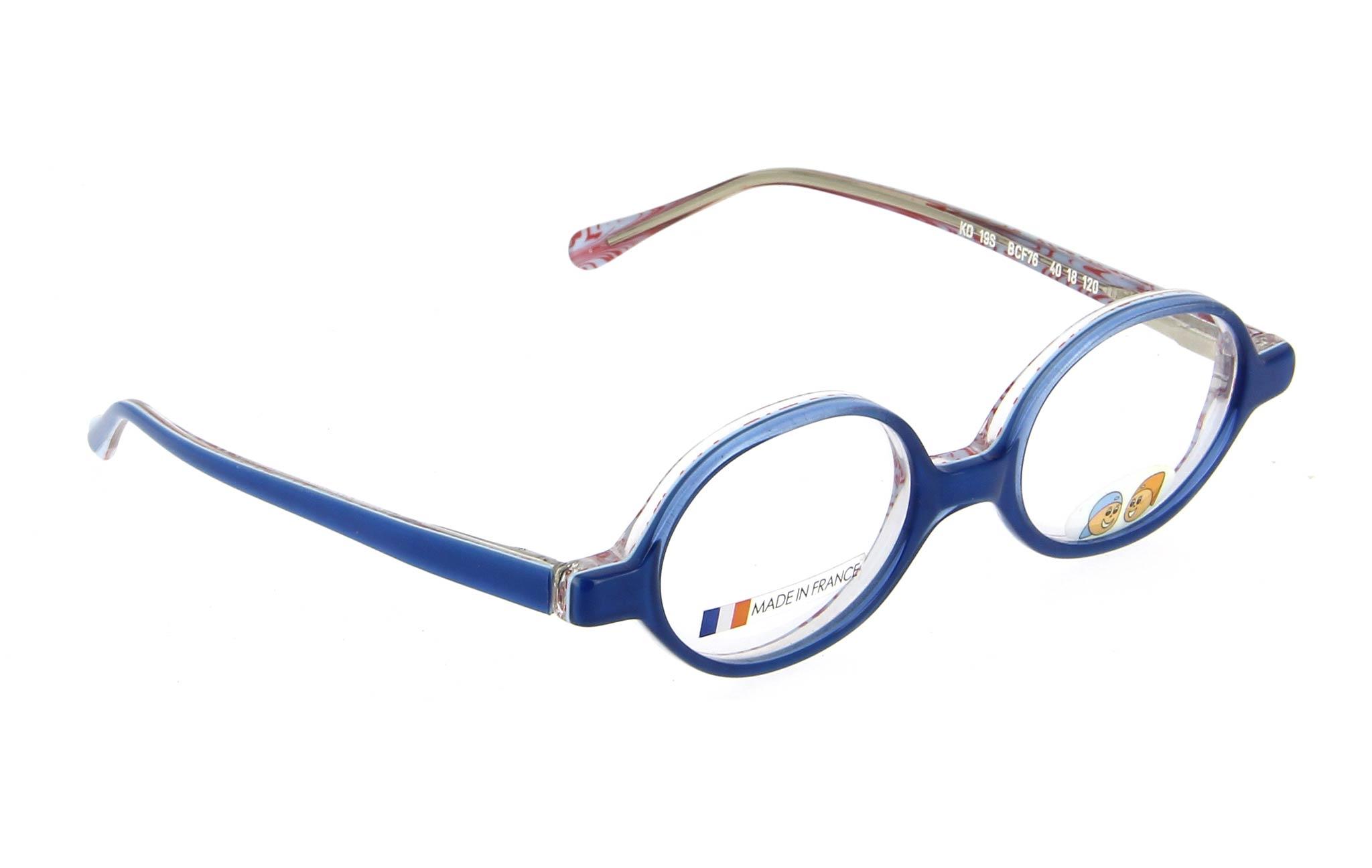 lunettes enfant pitchounes kd 19s bcf76 bleu