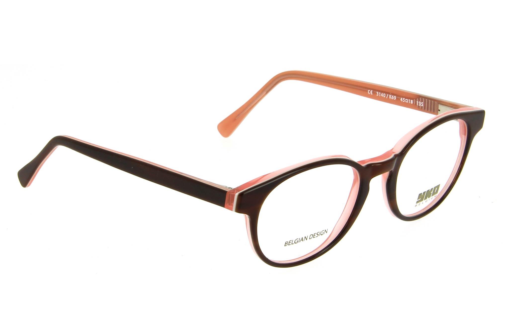 lunettes-enfant-yko-3140-k69-marron-rose