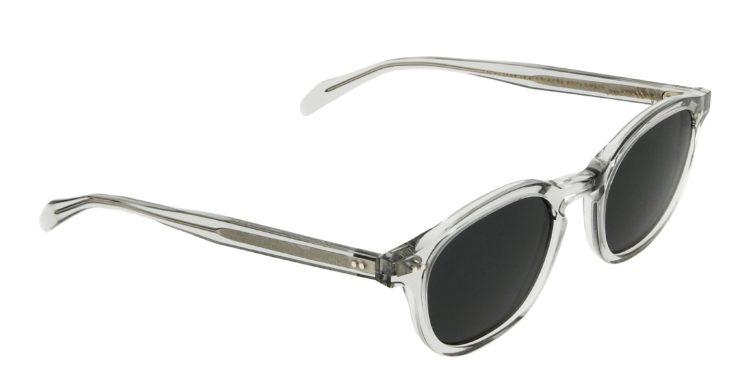 Lunettes Wallace de soleil Denfert C001 Cristal gris clair