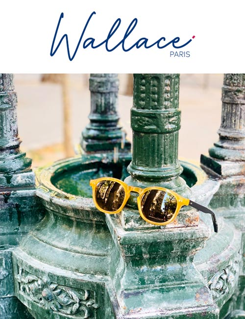 lunettes wallace